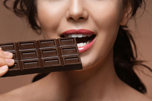 Eating Chocolate Is Good For Your Health
