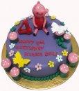 peppa cake Faridabad
