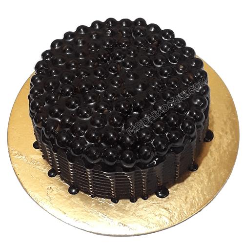 Chocolate Shots Cake
