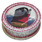 shin chan cartoon cake