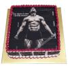 Cake for Bodybuilder
