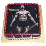 Cake for Bodybuilder