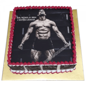 Cake for Body Builders