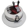 Gym Fondant Cakes