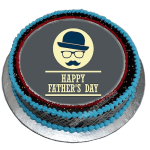 Happy Fathers Day cakes