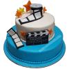 Movie Theme Birthday Cake Online