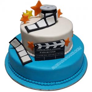 Movie Themed Birthday Cakes