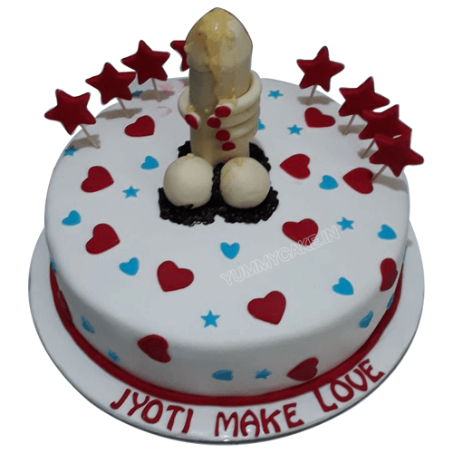 Funny Cakes for Adults