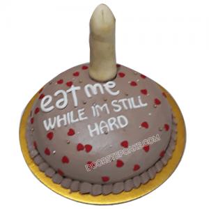 Penis Theme Cake