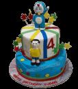 Doraemon Nobita Cake-Faridabadcake