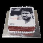 Red Velvet Cake Online- faridabad