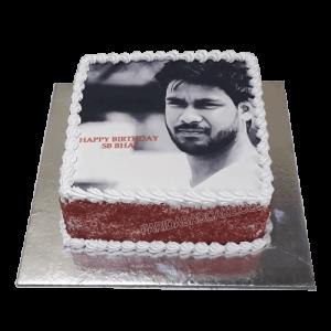 Red Velvet Cake Online Delivery In Delhi