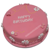 Pink Cake for girls birthday
