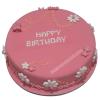 Pink Cake for girls birthday