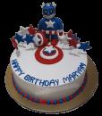 captain america cake- faridabad