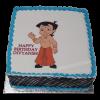 Chota Bheem cake