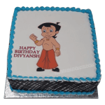 chota bheem cake-faridabadcake