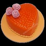 heart cake-faridabadcake