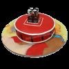 Jack Daniels Cake for Birthday