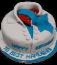 superman shirt cake-faridabadcake