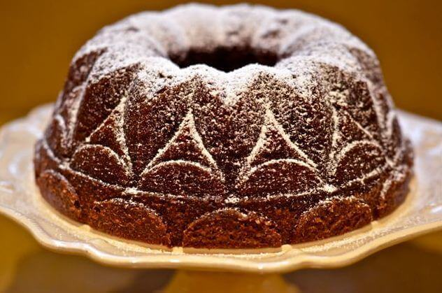 Gingerbread Cake for winters