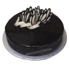 Rich Chocolate Splash Cake