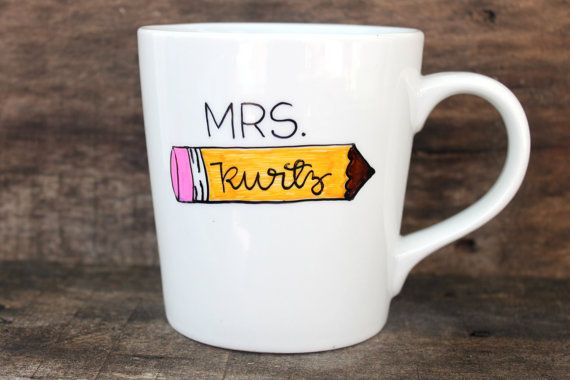 coffee mug for teacher