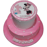 minnie mouse cake faridabadcake delivery
