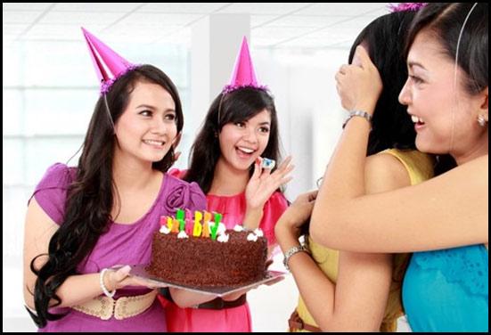 birthday cake for loved ones