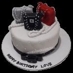 cake designs for girls-faridabadcake