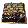 chocolate fruit cake-faridabad