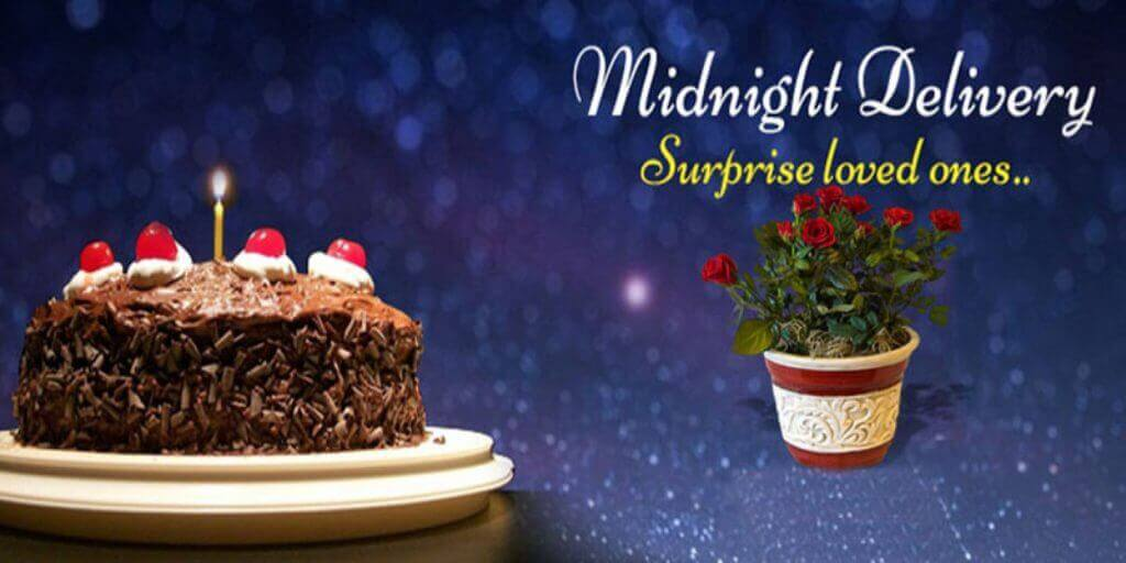 midnight cake delivery to loved ones
