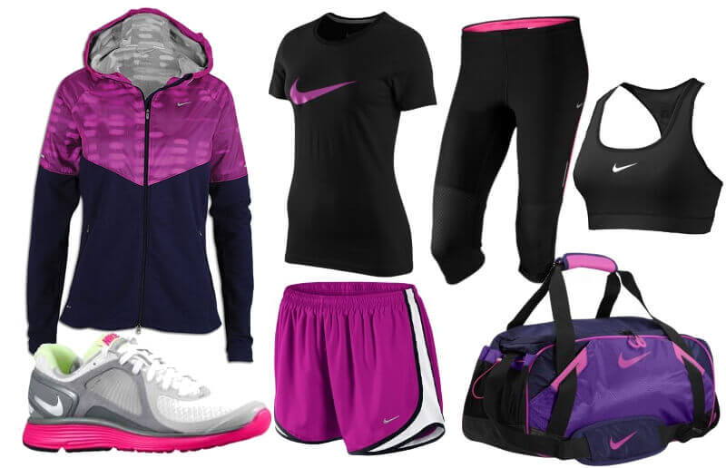 Gym and Sports Kits for girls