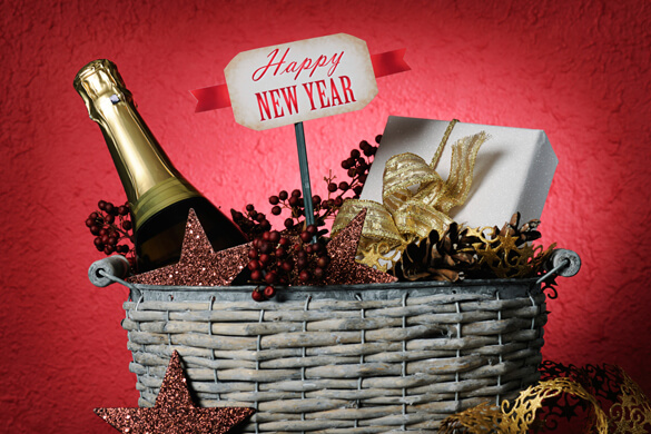gift ideas to celebrate new year