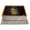 New Year cake faridabad