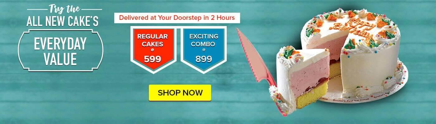 FaridabadCake discount offer banner