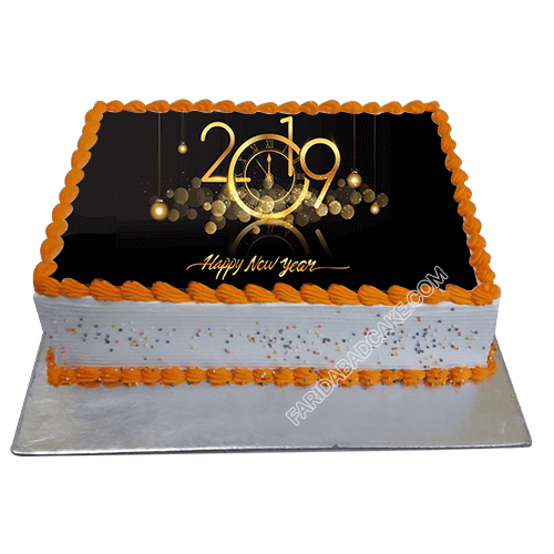 New Year Cakes Online