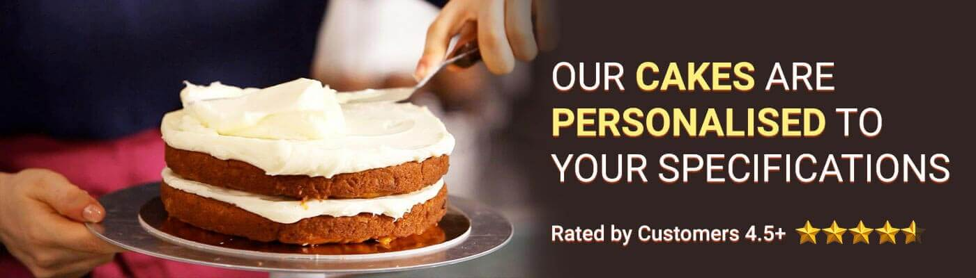 FaridabadCake Customers rating banner