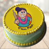 maa photo cake faridabadcake