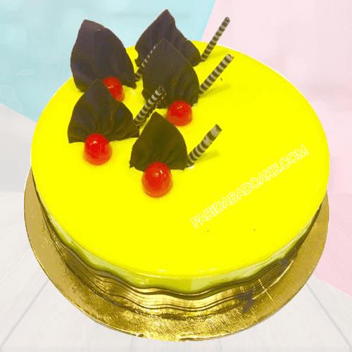 Amazing Pineapple Cake