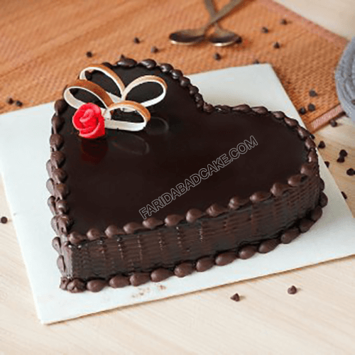 Heart Shaped Cake Online Order