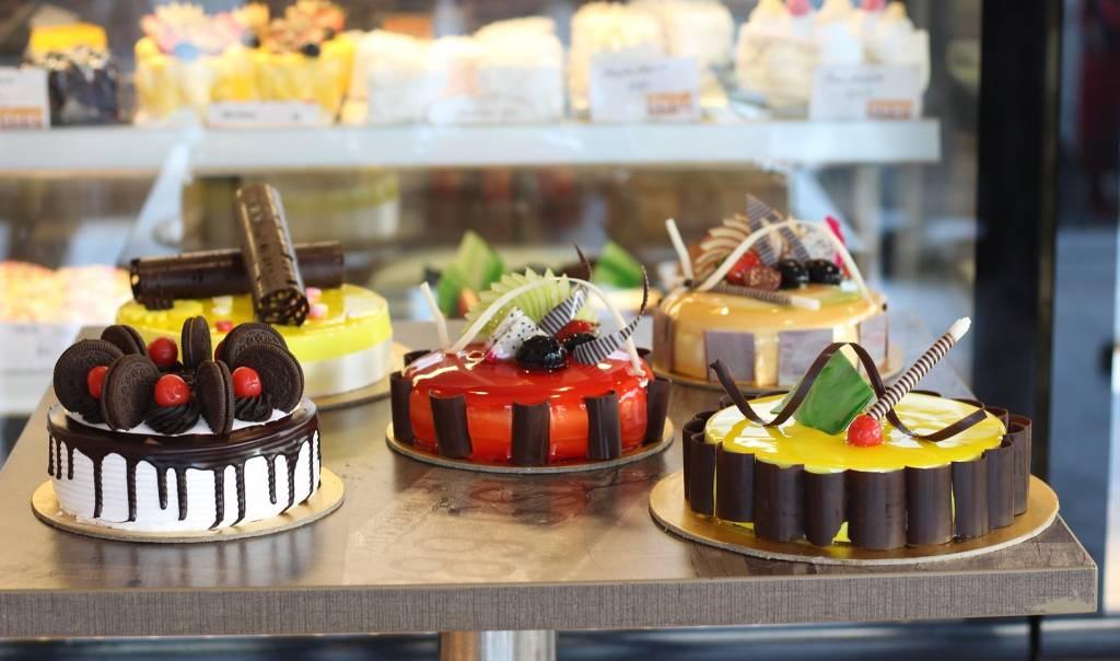 type of cakes