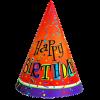 Birthday cap for kids