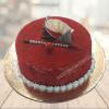 Rich Red Velvet Cake Faridabadcake