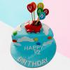 birthday cake for 6 month old faridabadcake