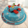 Fighter Jet Birthday Cake