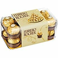 Box Of 200 Gms Ferrero