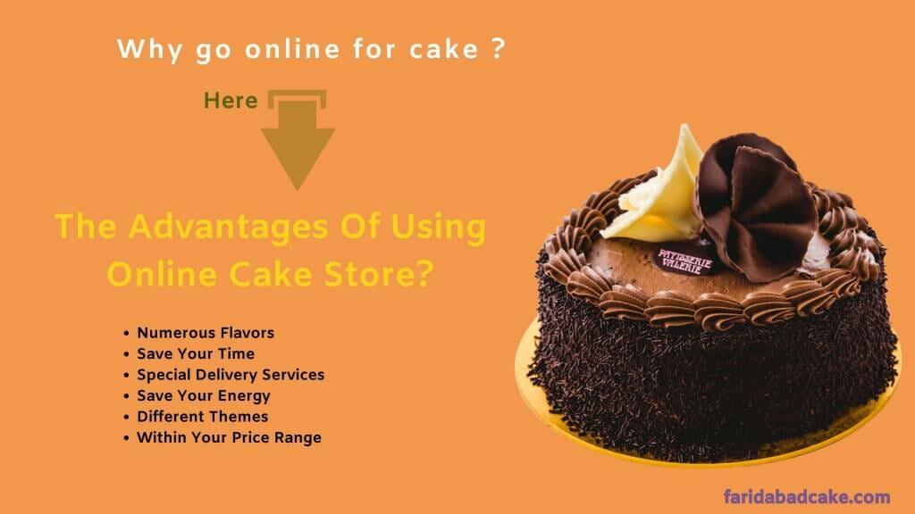 Faridabad cake