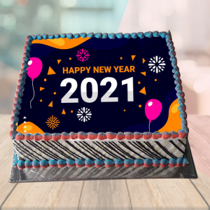 New Year Cake 2020